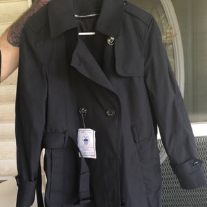 Garrison collection military issue trench coat